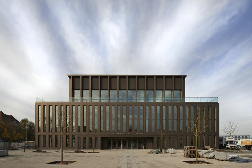 Stadthalle Reutlingen Fotografie Bernhard Krause